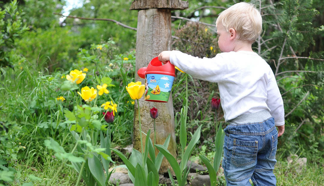 How Gardening with Kids Affects Your Brain and Soul