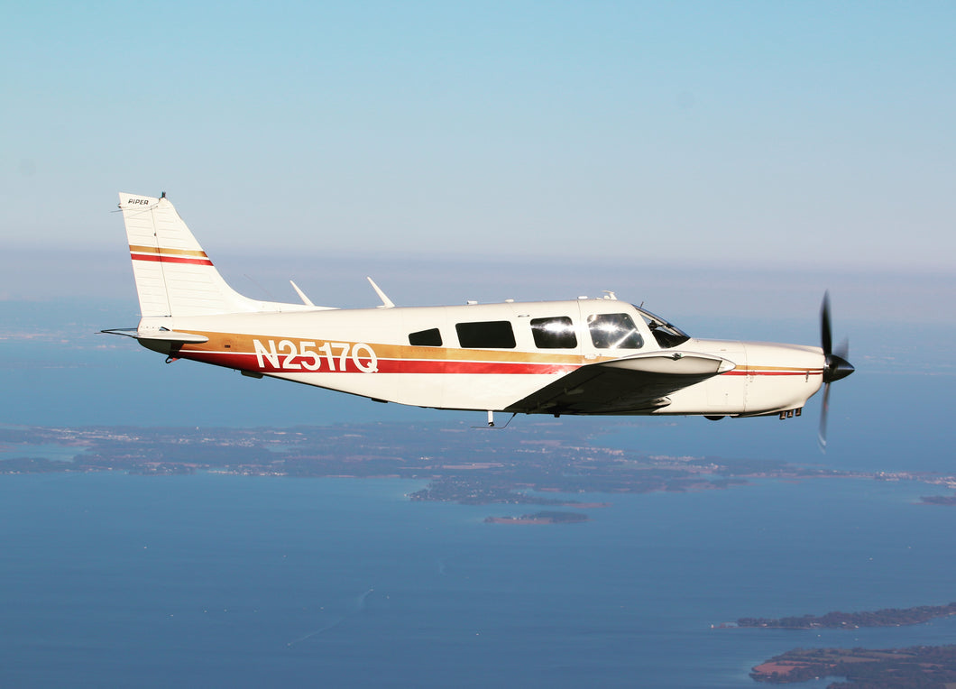 Piper PA28,PA32,PA34,PA24 and similar.