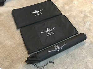 Storage bag for removable Pilot & Copilot kits