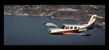 Load image into Gallery viewer, Piper PA28,PA32,PA34,PA24 and similar. Lance, Saratoga , archer, warrior, Cherokee Plane Tint kit