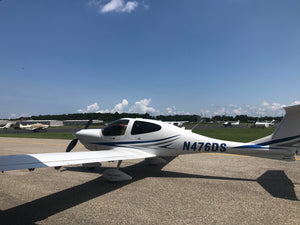 Diamond DA40 Plane Tint