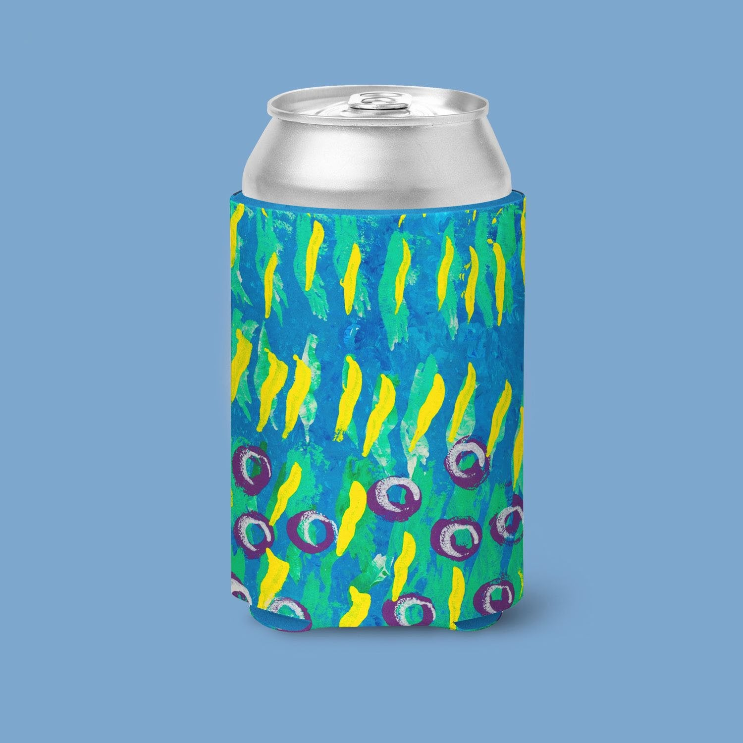 Rainforest of the Sea Stubby Cooler