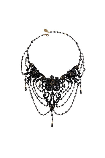 Elegant Lace Necklace