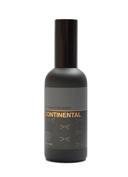 Continental Bay Rum Aftershave
