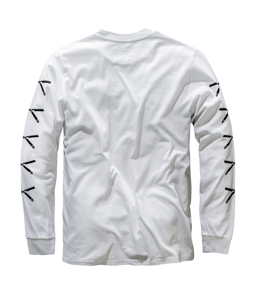 CUT-THROAT LONG SLEEVE