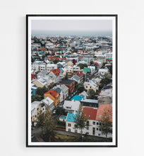 Load image into Gallery viewer, Colors Of Reykjavík