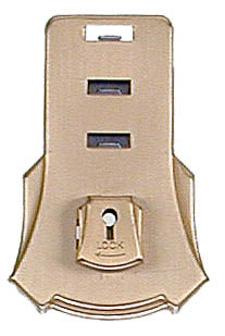 LCK135/52 3-Slot Key Lock