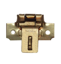 Load image into Gallery viewer, Briefcase Hasp Solid Brass #5