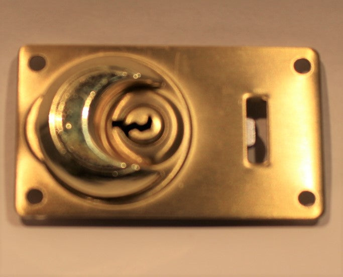 Briefcase Lock With Key LCK 505/2