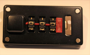 Combination Lock 539 Left side