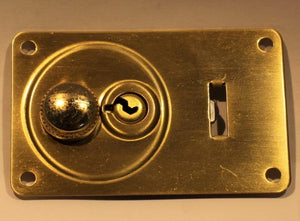 Briefcase Lock With Key LCK 506/1