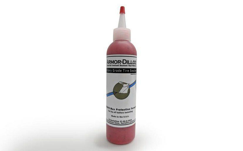 Armor-Dilloz Maximum Effect Tire Protection (Red 'Dillo)