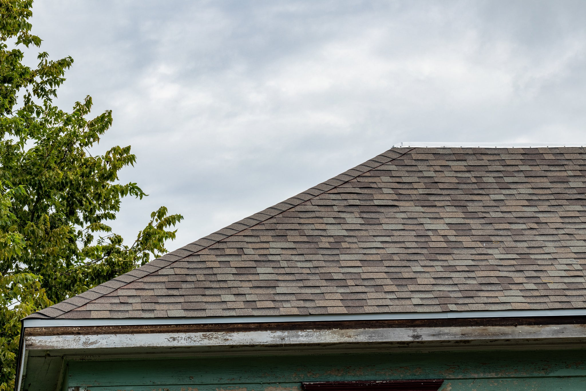 schafer roofing restores roof in 24 hours