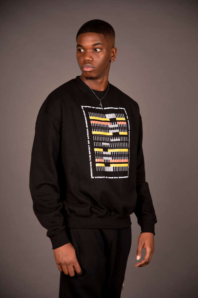 Kente Jumper