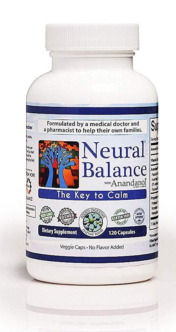 Neural Balance by Spectrum Research 120 Capsules