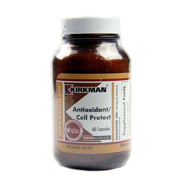 Antioxidant Cell Protect 60 Capsules