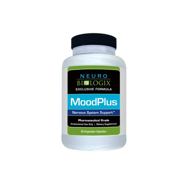 Mood Plus 60 Capsules by Neurobiologix