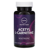 Acetyl L-Carnitine 500mg 60 Vegi Caps by MRM