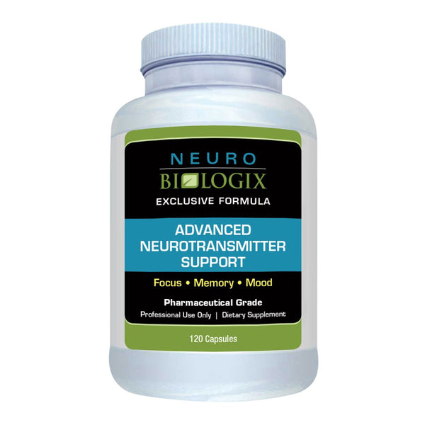 Advanced Neurotransmitter Support 120 Capsules by Neurobiologix