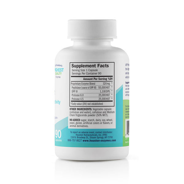 AFP Peptizyde 90 Capsules by Houston Enzymes