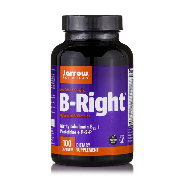 B-Right Complex with MB12 100 Capsules
