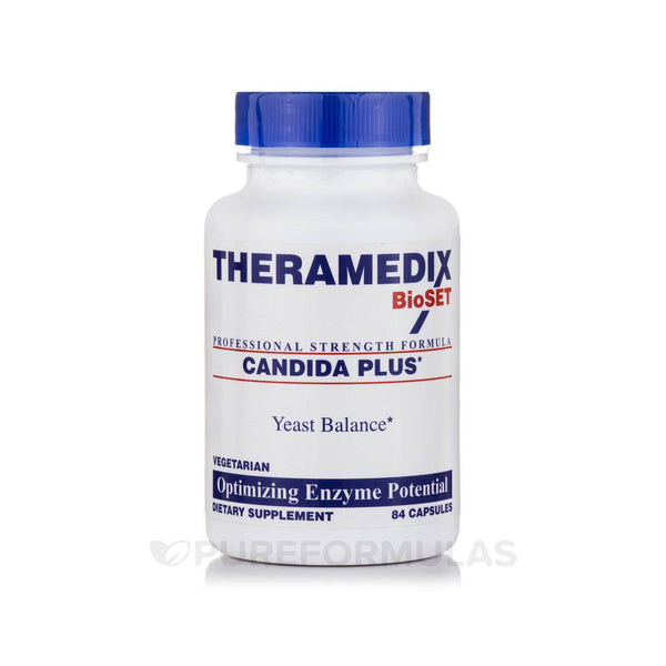 Candida Plus formerly CDX 84 Capsules by Thermedix