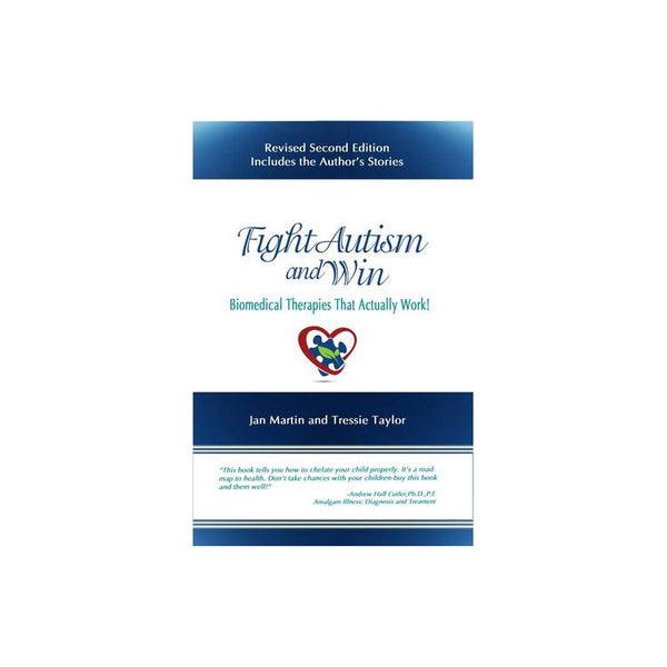 Fight Autism & Win! 2nd Edition