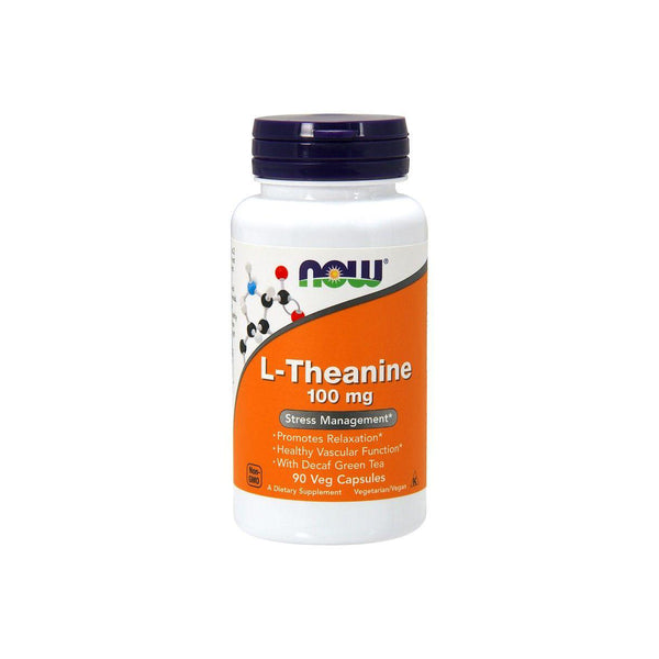 L-Theanine 100mg 90 Capsules