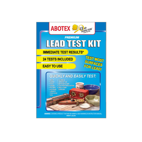 Lead Test Kit 24 test Pack