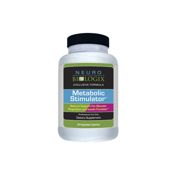 Metabolic Stimulator 90 Capsules by Neurobiologix