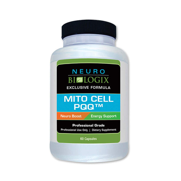 Mito Cell PQQ 60 Capsules by Neurobiologox