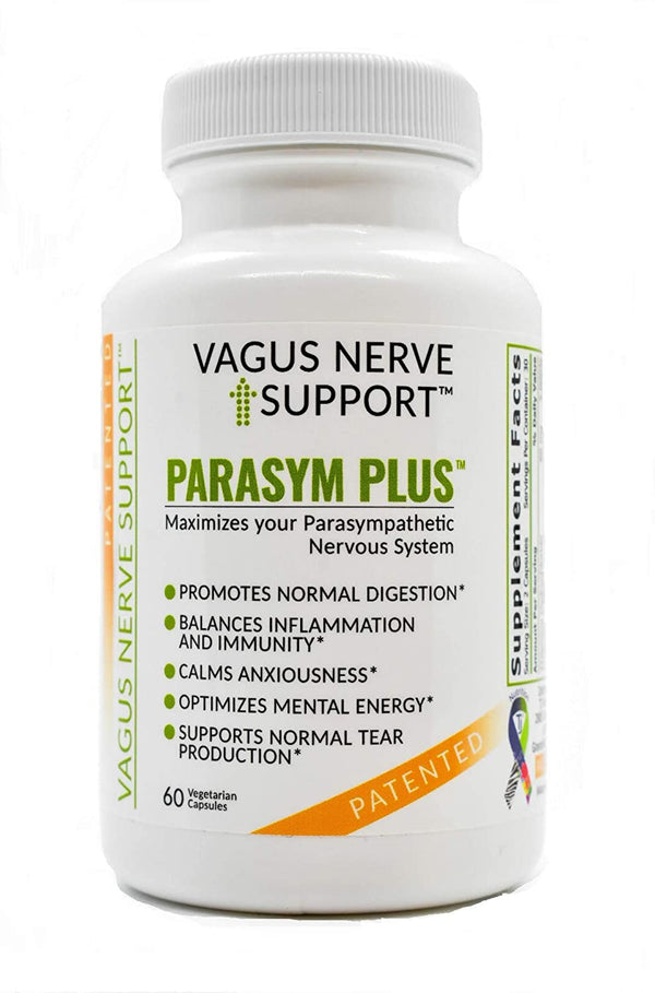 Parasym Plus™ Vagus Nerve Support 60 Capsules by TJ Nutrition
