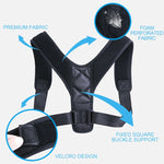 Brace Support Back Posture Corrector 2019 - Funcky Fashion