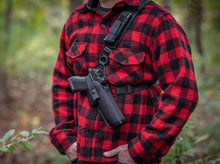Load image into Gallery viewer, The Denali Chest Holster - Diamond D Outdoors Gun Holsters, Chest Holsters, Alaska Holsters