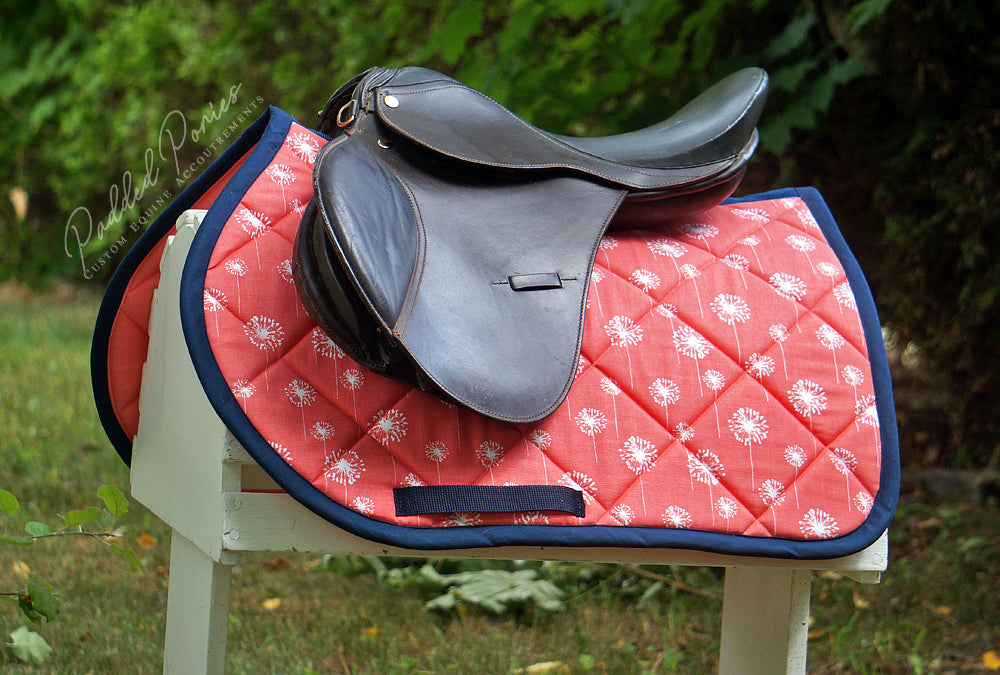 Custom Saddle Pad Miscellaneous Prints
