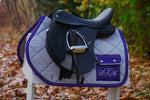 Load image into Gallery viewer, Custom Solid Color Saddle Pad