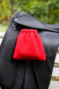 Solid Color Custom Reversible Stirrup Covers