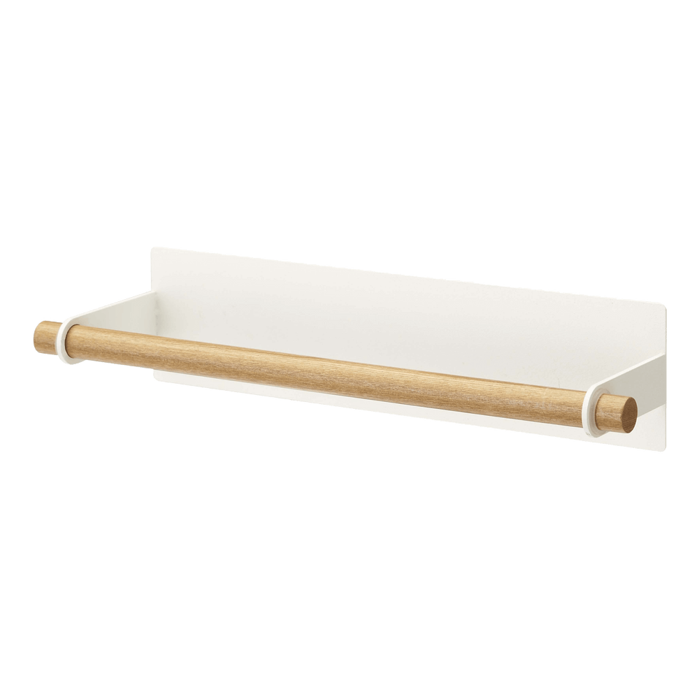 Yamazaki's paper towel holder with wooden rod