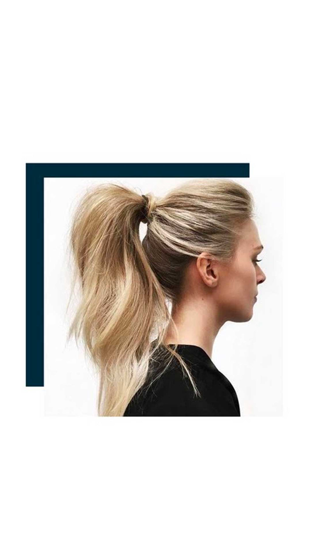 PONY TAIL - Madame Monsieur