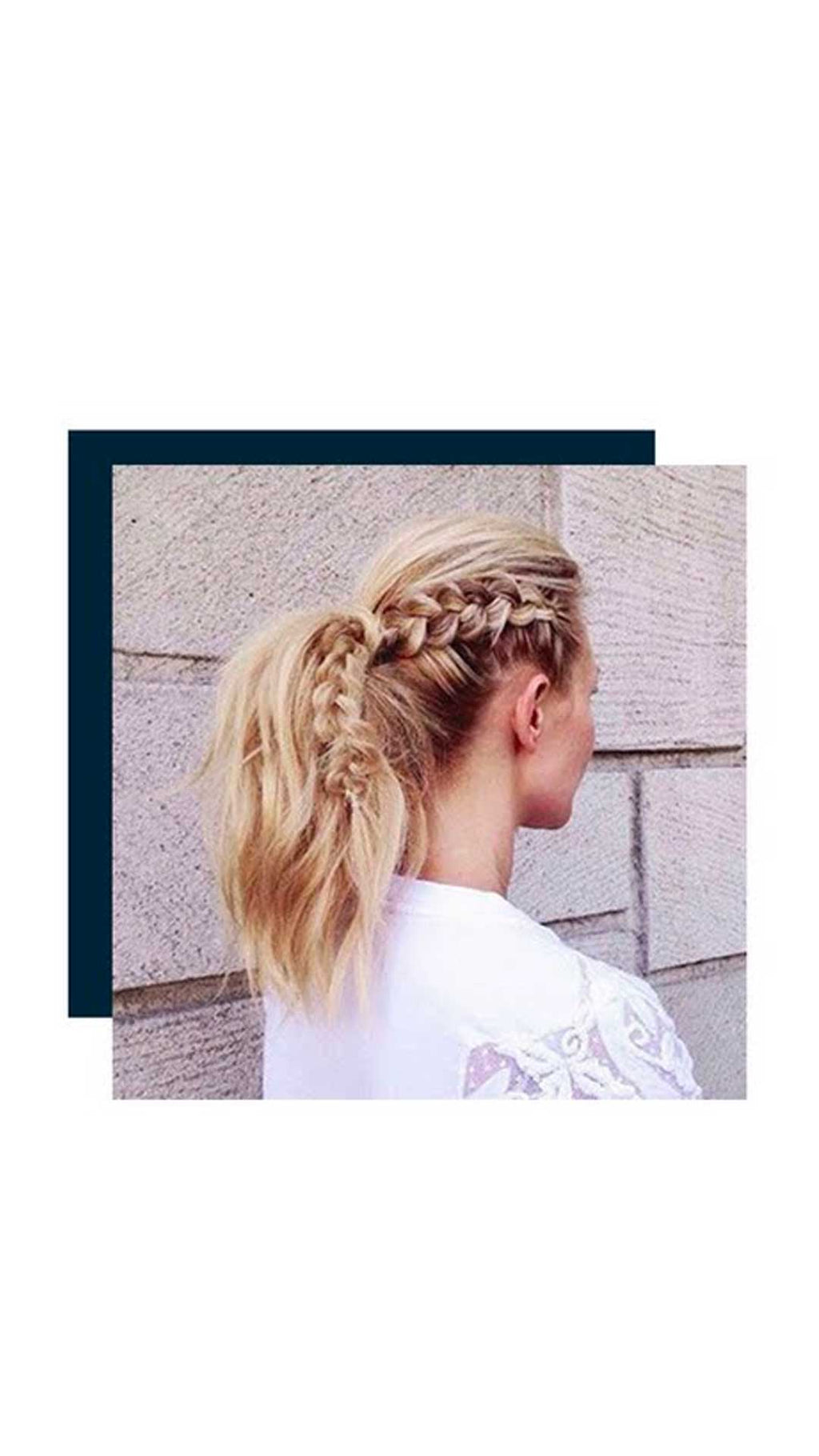 BRAIDS SIMPLES - Madame Monsieur
