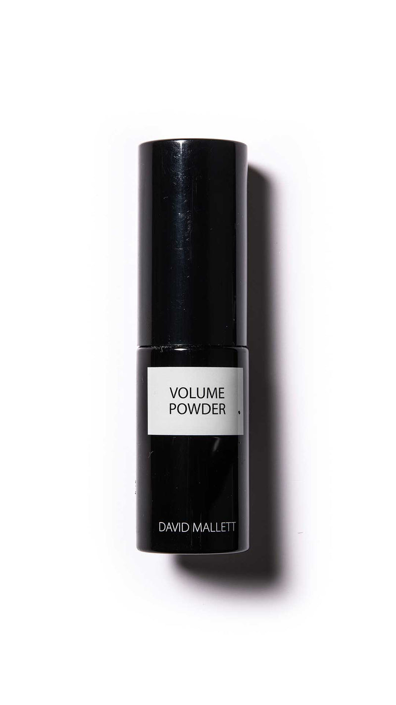 VOLUME POWDER - DAVID MALLETT