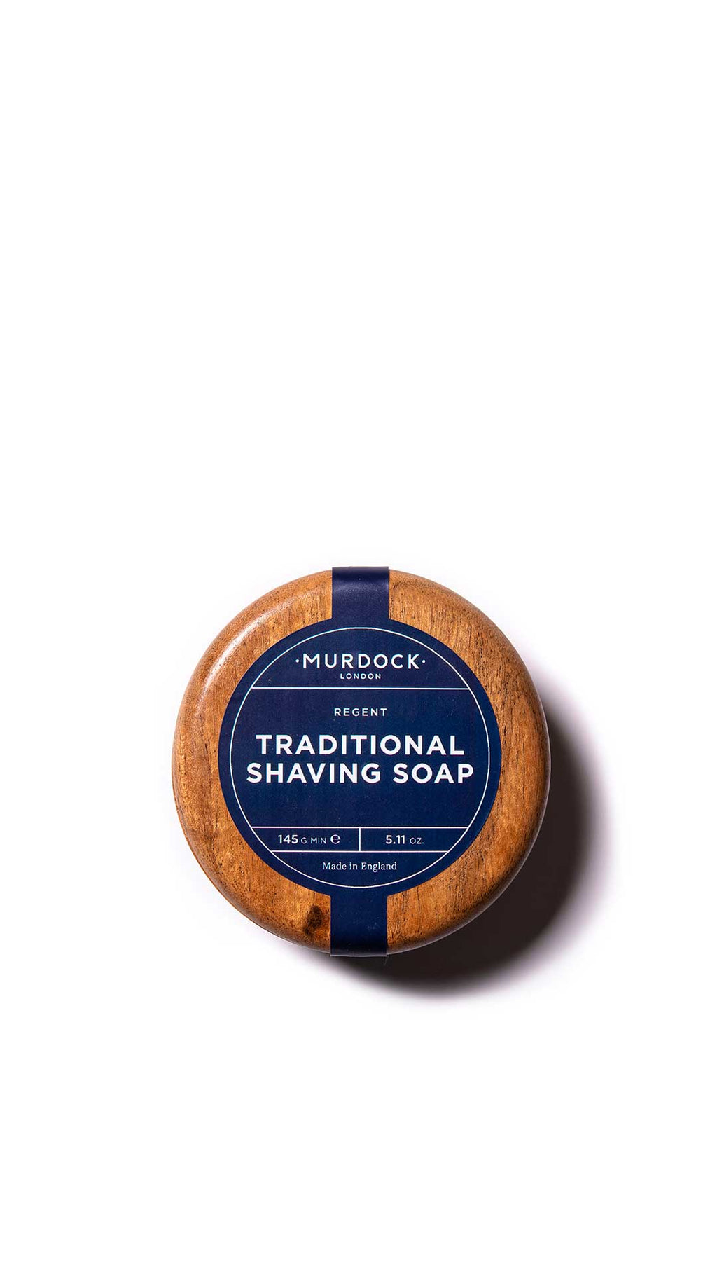 TRADITIONAL SHAVING SOAP  - MURDOCK OF LONDON