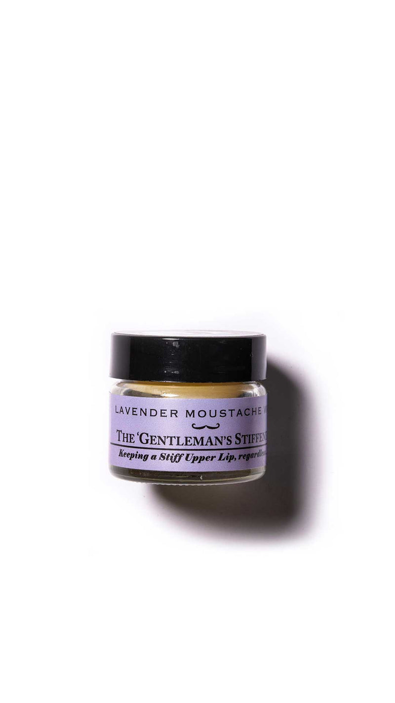 MOUSTACHE WAX LAVENDER - CIRE MOUSTACHE  - CAPTAIN FAWCETT