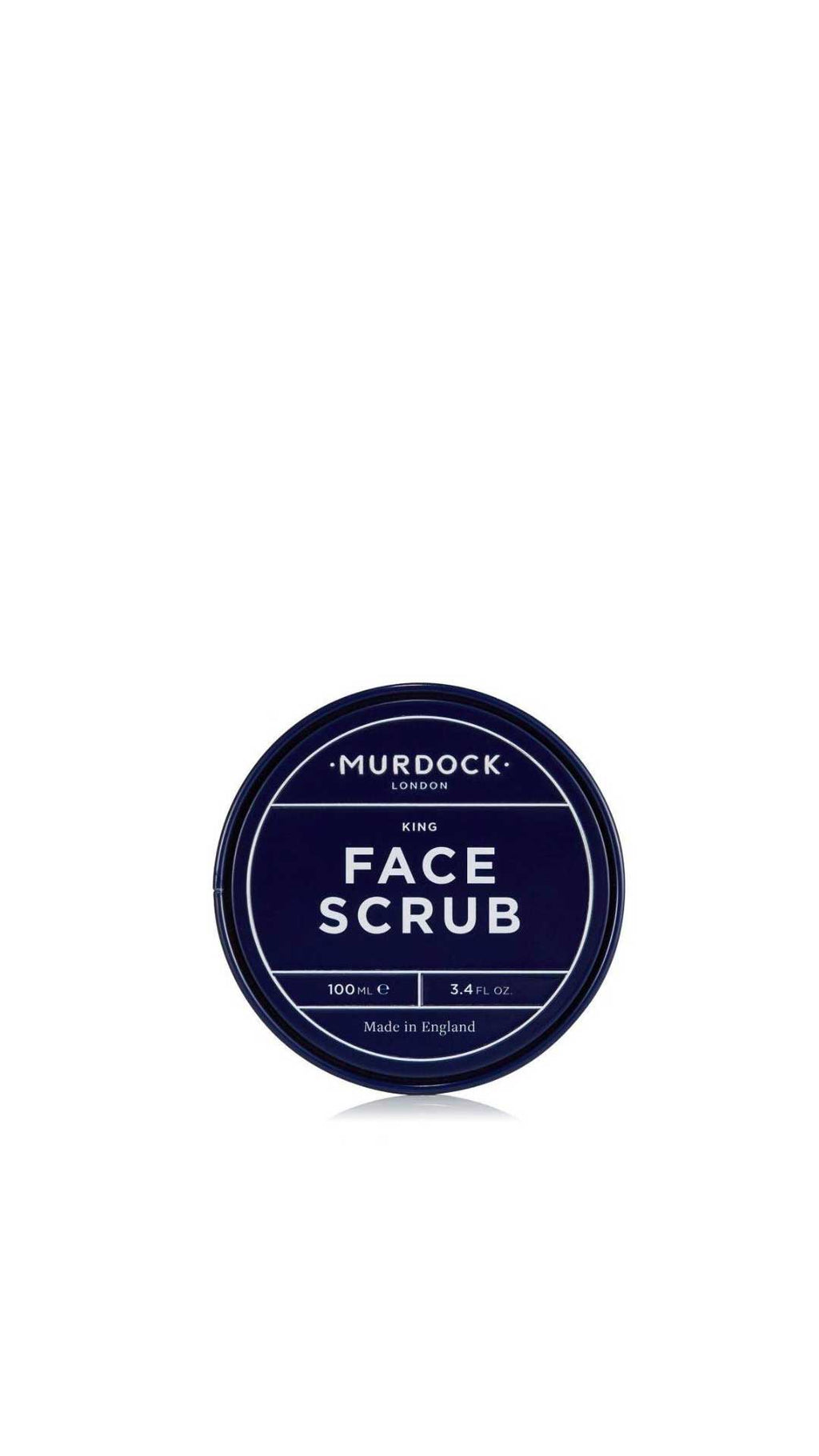 FACE SCRUB  - MURDOCK OF LONDON
