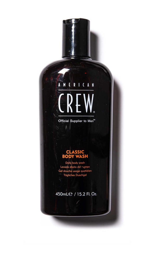 BODY WASH - GEL DOUCHE - AMERICAN CREW