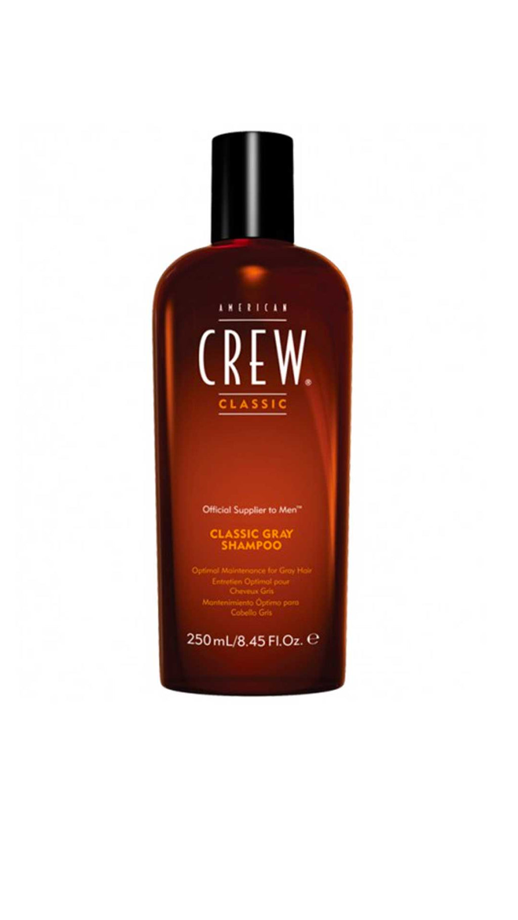 GRAY SHAMPOO - SHAMPOING CHEVEUX GRIS - AMERICAN CREW