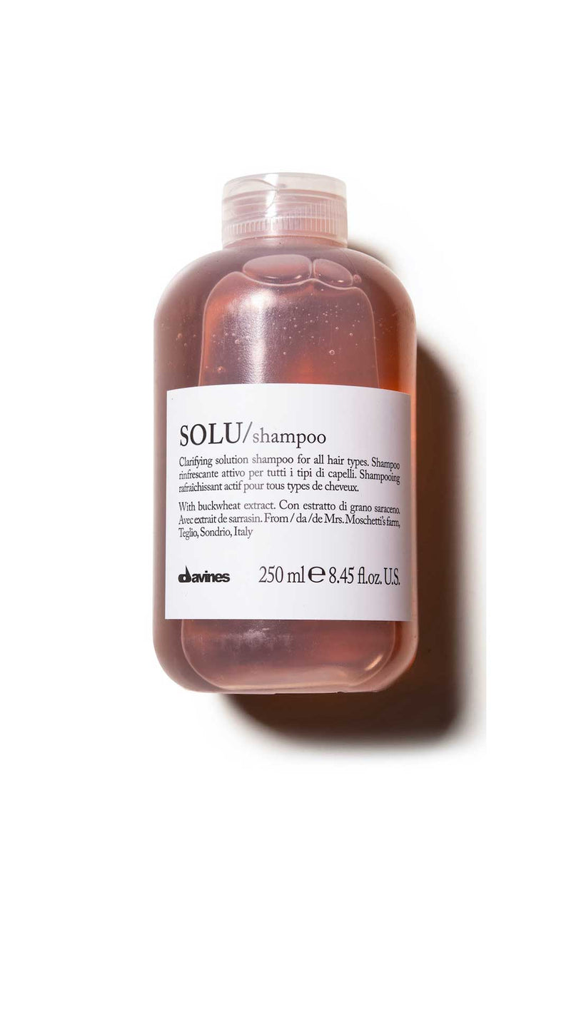 Solu shampooing nettoyant