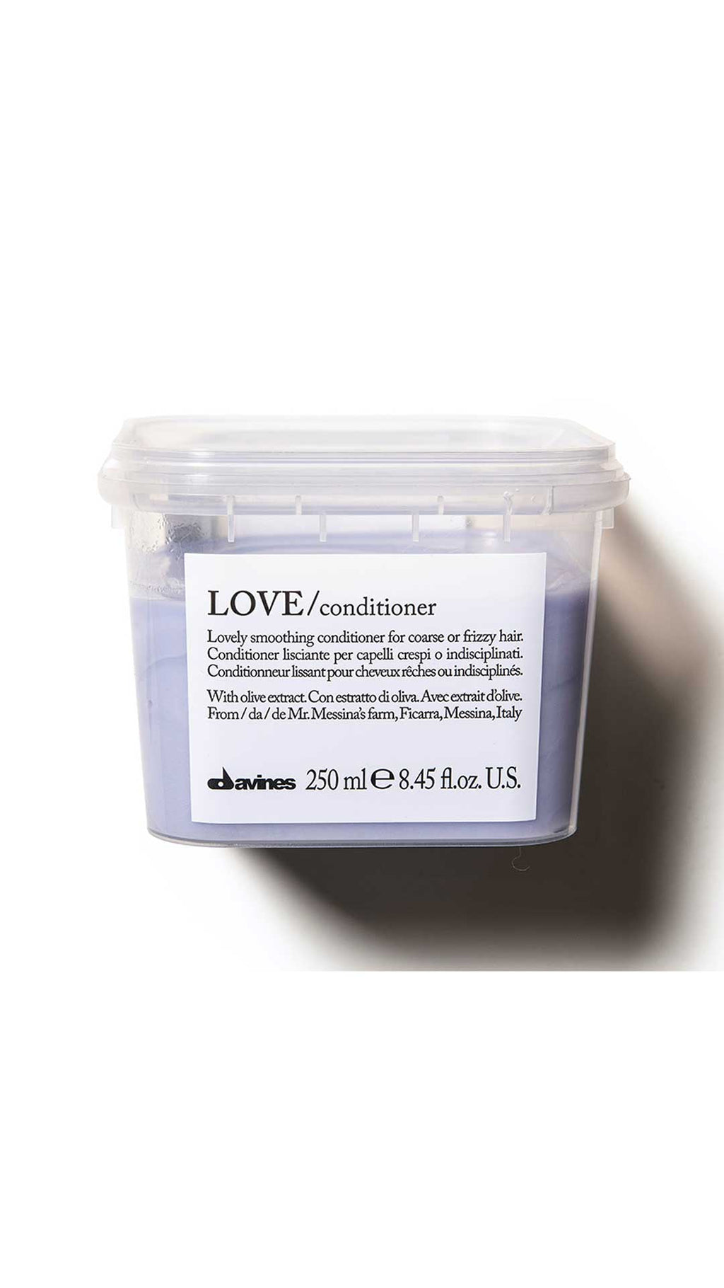 LOVE SMOOTH CONDITIONER LISSANT