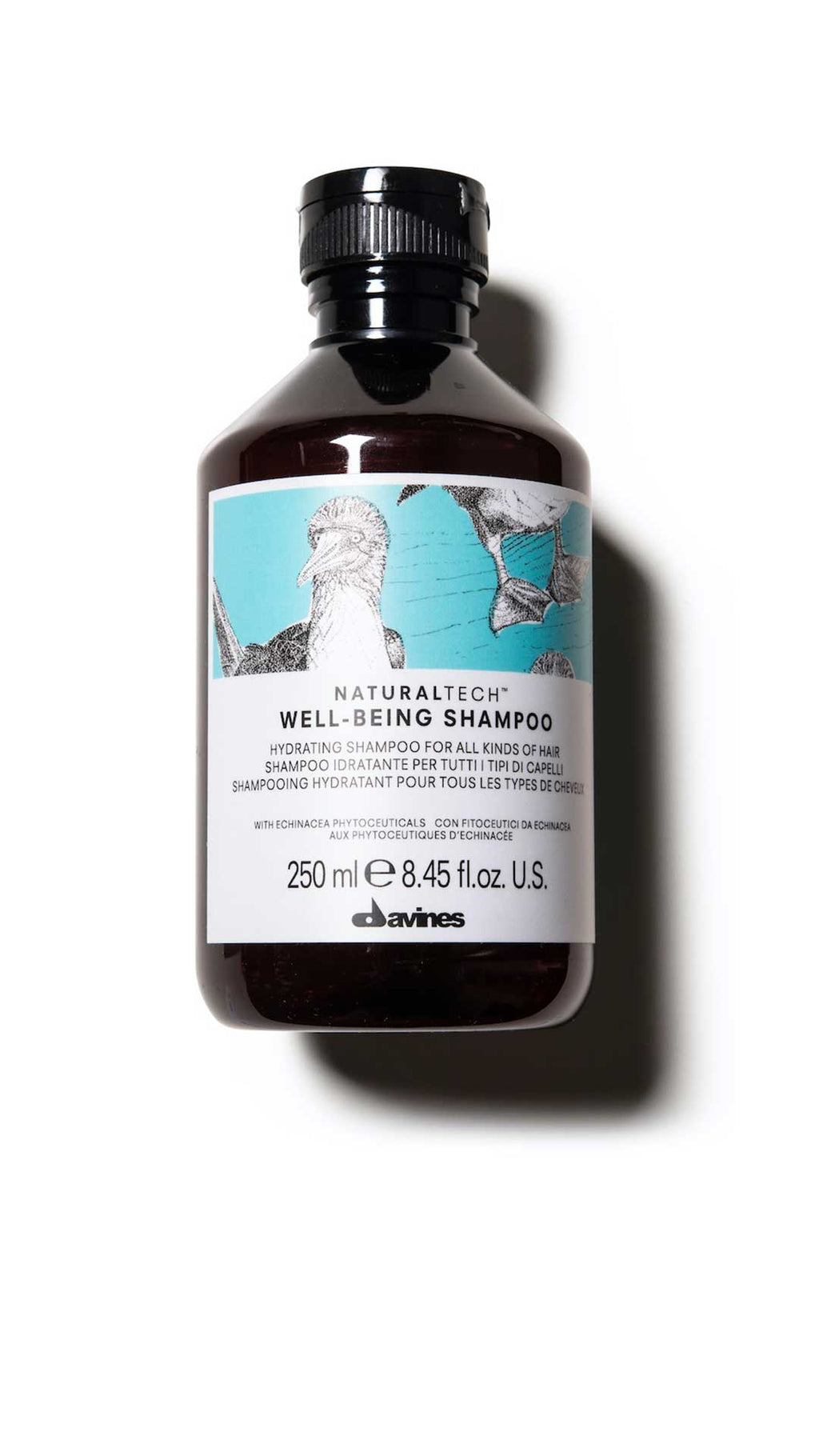 WELL BEING SHAMPOOING - DAVINES