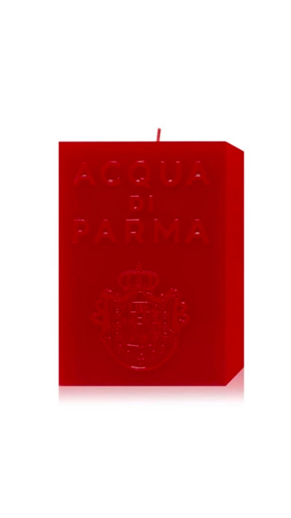 BOUGIE EPICES 1000 GRS (ROUGE) - Acqua di Parma